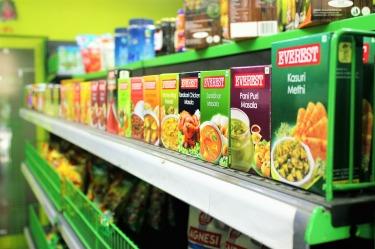 Supermarket Sauces
