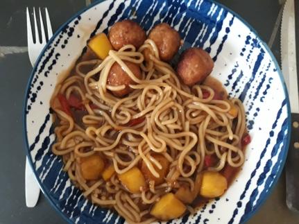 Noodles Mango